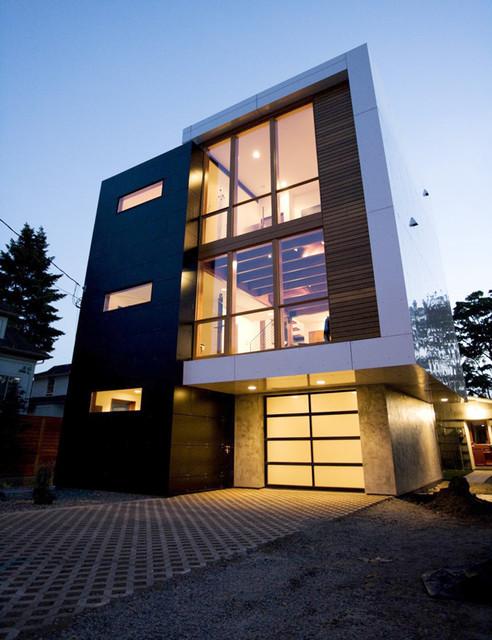 12th & John modern-exterior
