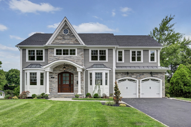 14 Wychview Drive - Traditional - Exterior - New York - by Premier ...