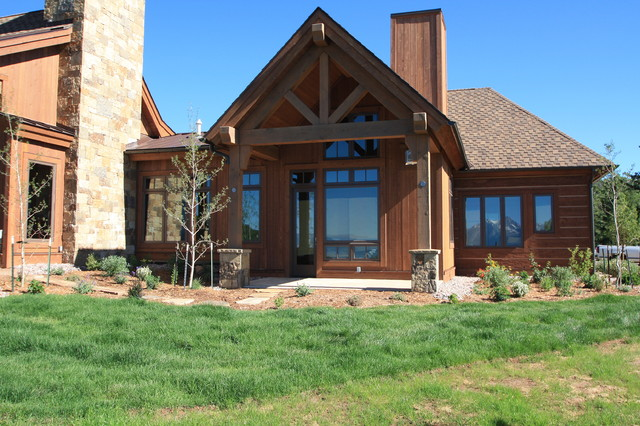 172 Overlook Drive traditional-exterior