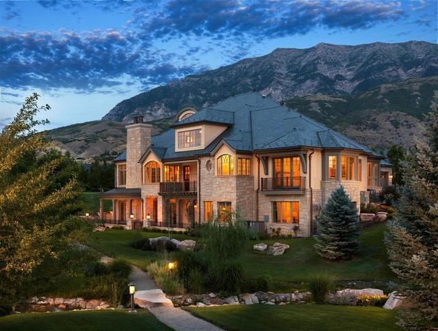 18 Provo Utah Residence Transitional Exterior