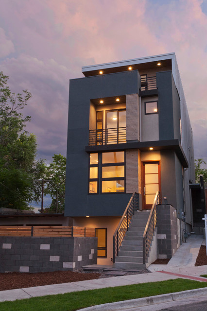 1800 west 32nd ave modern-exterior