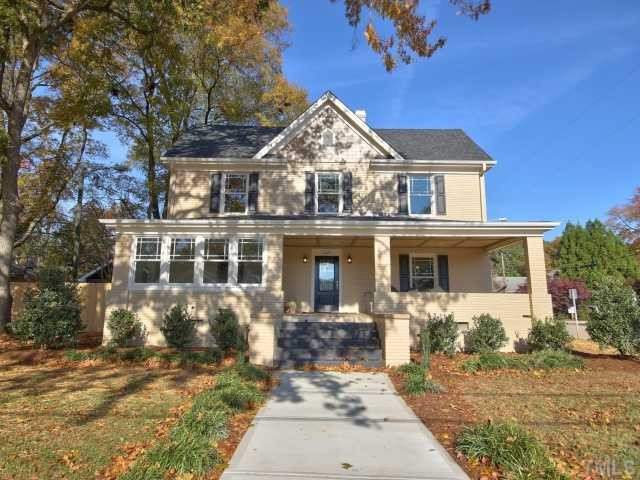 1920 Home Major Remodel traditional-exterior