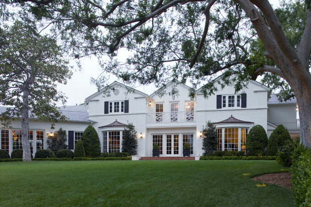 1930s colonial traditional exterior other metro by for Home architecture 1930s