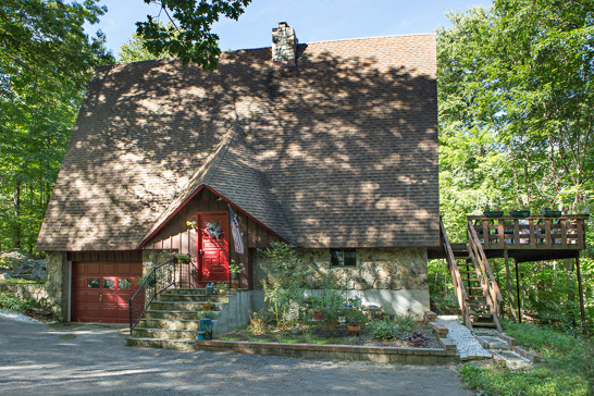 195 North White Rock Road, Holmes, NY  12531 traditional-exterior