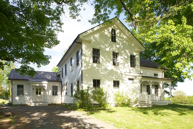 19th Century Farmhouse Renovation Updated Photos By Mick Hales Exterior