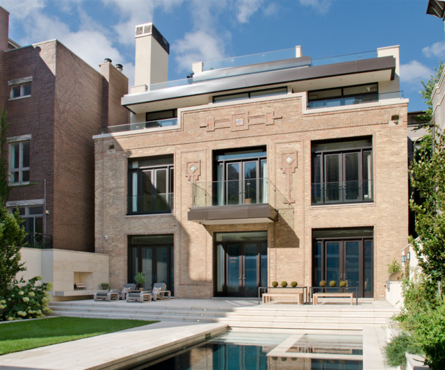 2. Chicago Renovation contemporary-exterior