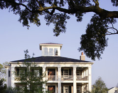 2006 Southern Living Idea House Exterior Daniel Island traditional-exterior