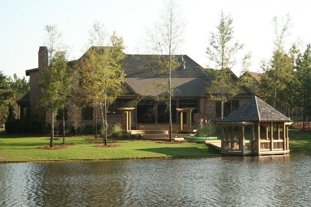 2008 Showcase Home craftsman-exterior