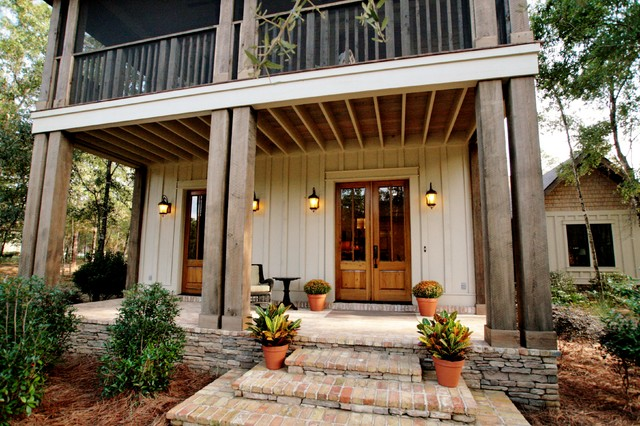 2009 showcase home craftsman exterior other metro for Bob chatham house plans