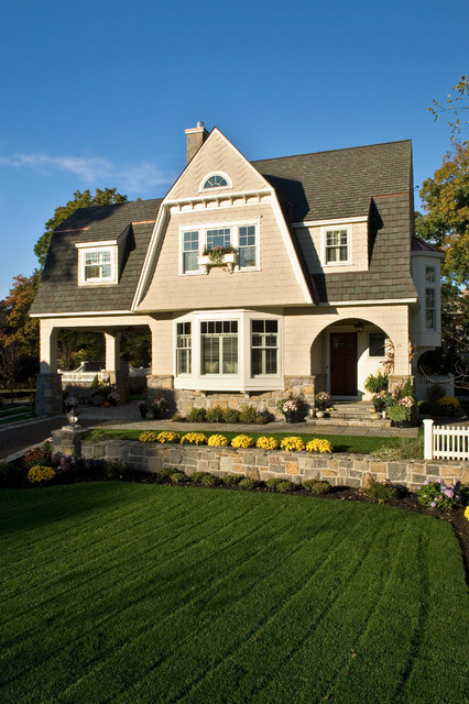 2009 Showcase Home traditional exterior