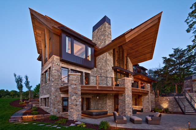 2010 luxury tour mountain modern contemporary