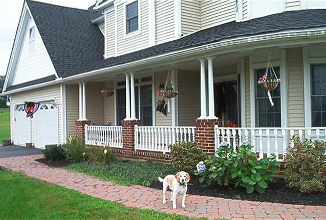 2011 ALE: Victorian Garden traditional-exterior