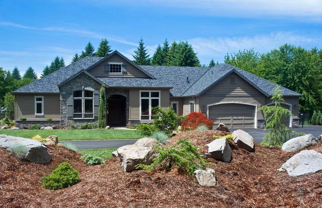 2012 Mountain View Home craftsman-exterior