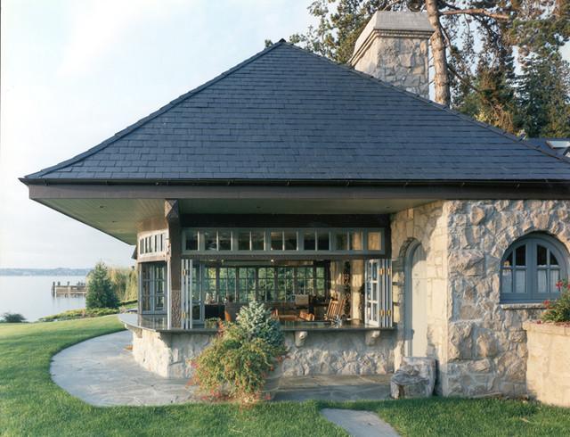 2012 Trends: Outdoor living spaces get the spotlight exterior
