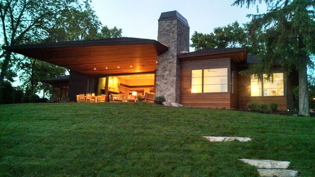 2013 luxury home tour modern exterior other by