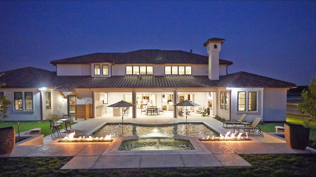 2015 Fort Worth Texas Magazine Dream Home Transitional