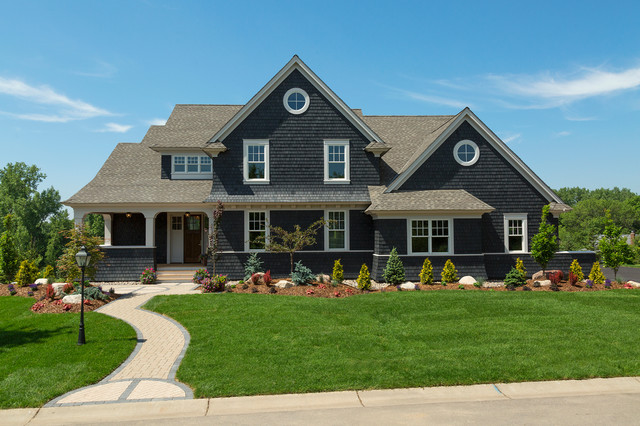 2015 midwest home luxury home 6 traditional exterior for Midwest home builders