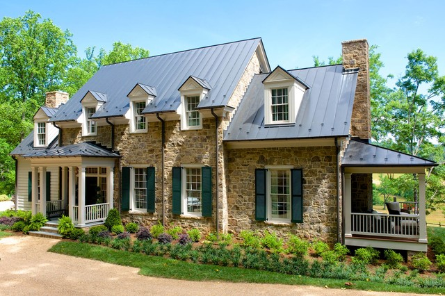 2015 southern living magazine idea house farmhouse for Virginia farmhouse plans