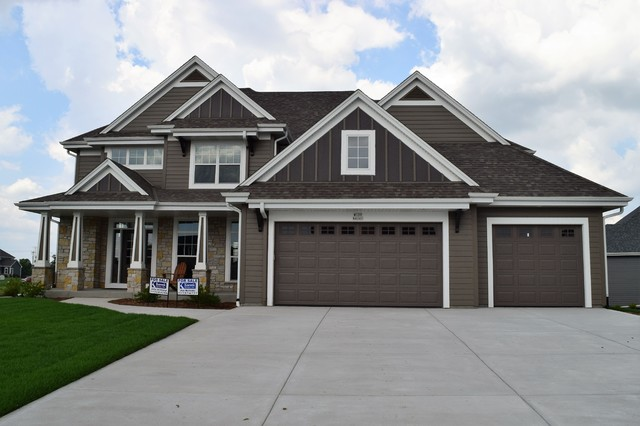 2016 Parade Of Homes Model The Rivershire Shabby Chic Style Exterior
