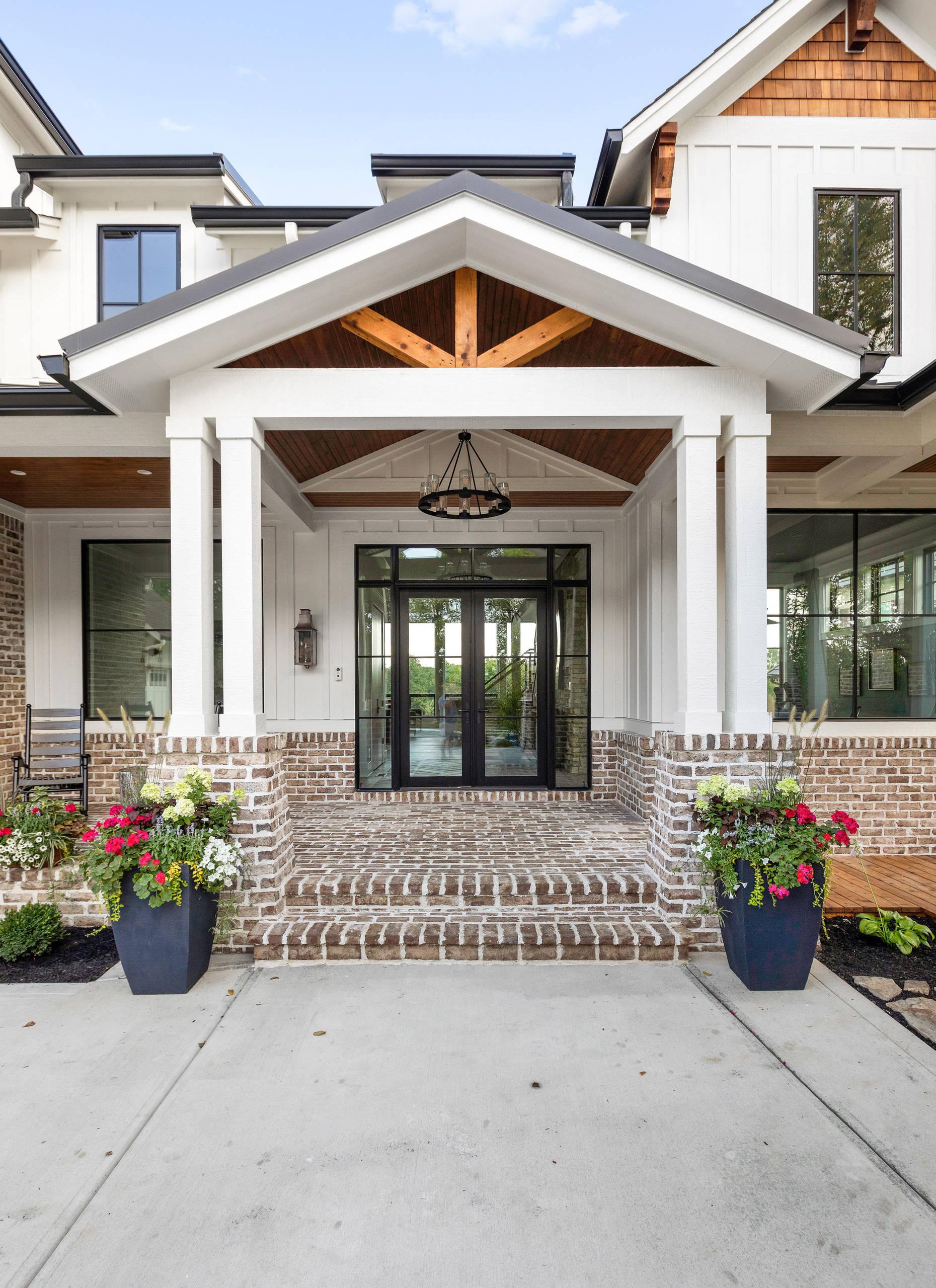 75 Beautiful Farmhouse Exterior Home Pictures Ideas December 2020 Houzz