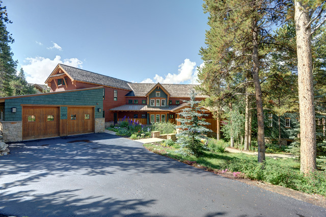203 Highlands Drive Traditional Exterior Denver By