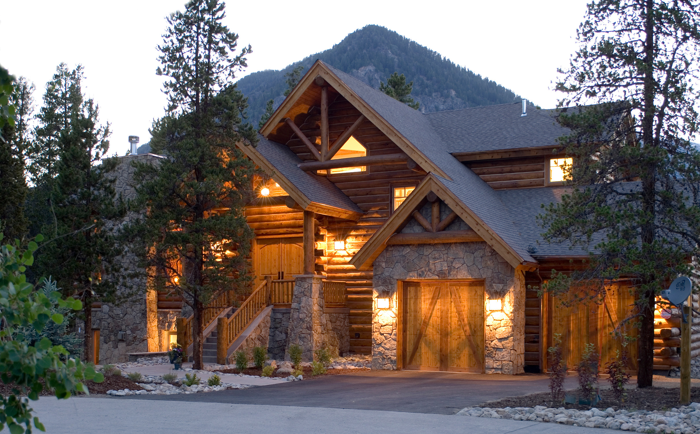 75 Beautiful Rustic Exterior Home Pictures Ideas March 2021 Houzz