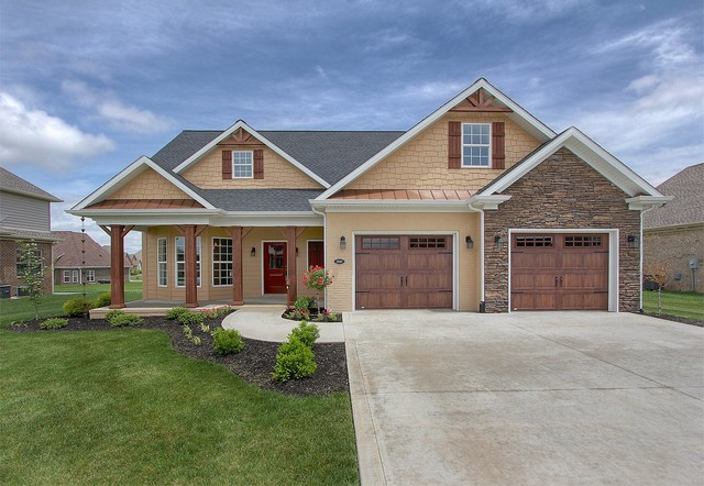2141 Belle Haven Blvd Bowling Green Ky Contemporary Exterior Other Metro By Bruce