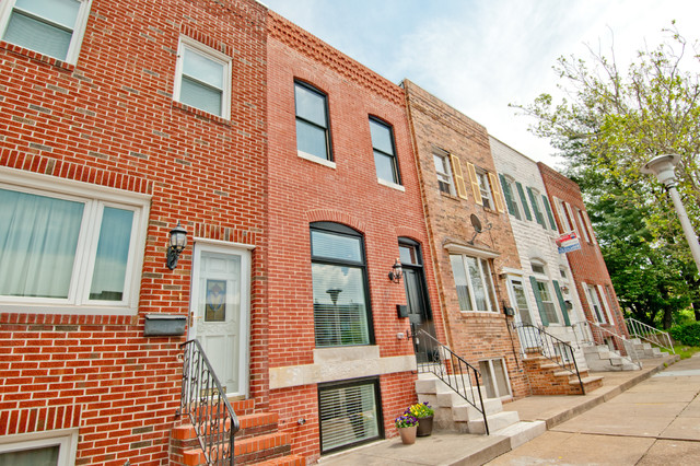 223 South Clinton Street, Baltimore, MD 21224 traditional-exterior