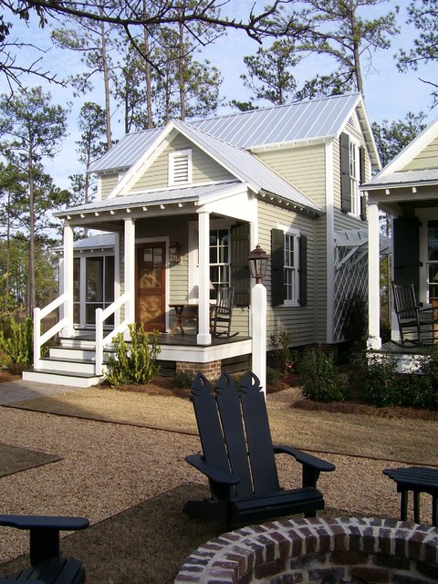 230 red hill road farmhouse exterior atlanta by for Our town house plans