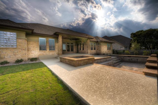 2316 Camino Del Verde contemporary-exterior