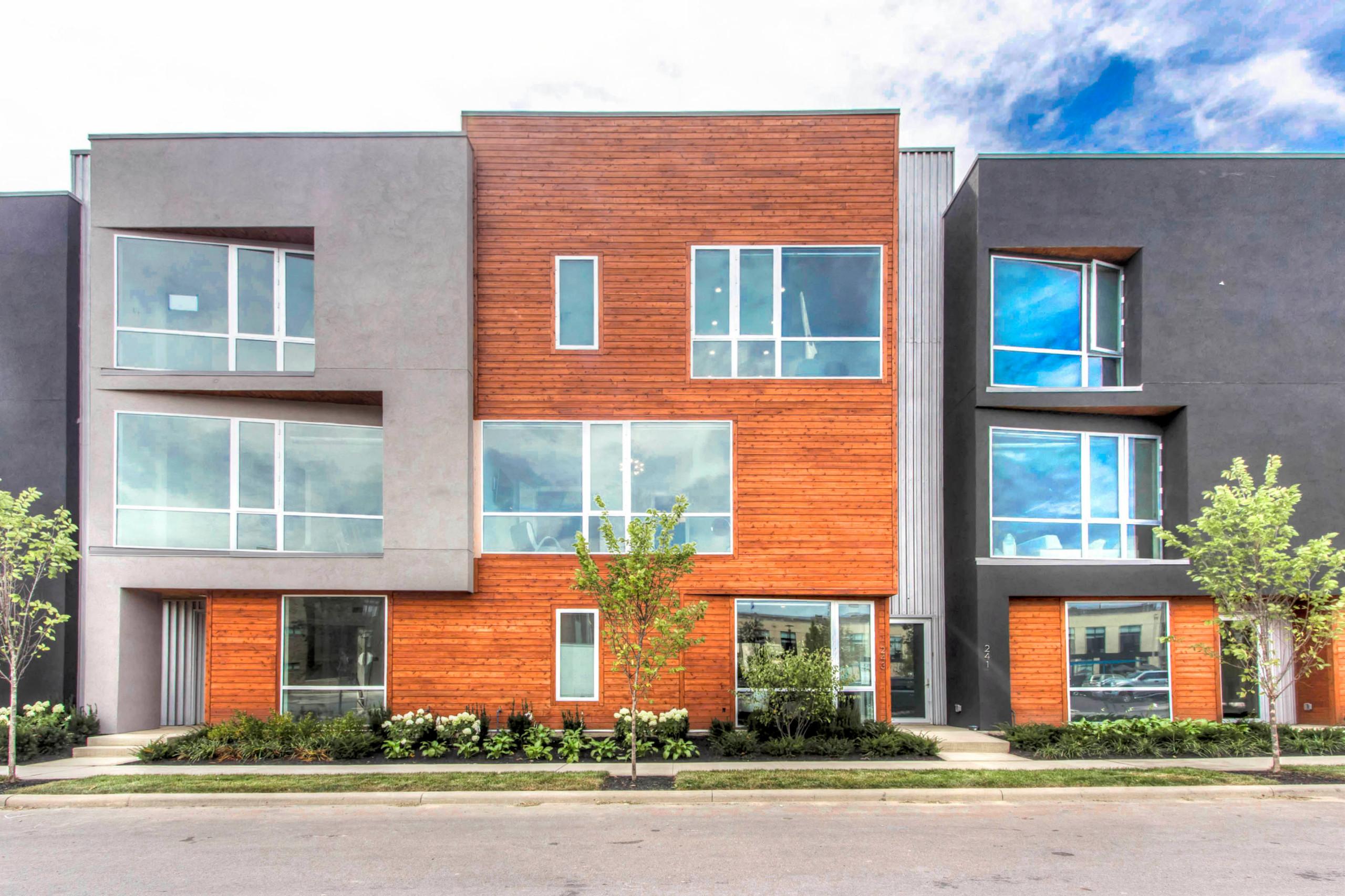 25 Jeffrey Park Development + Model