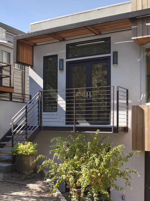 26th Street Residence contemporary-exterior