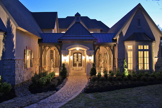 Eagle Point traditional-exterior