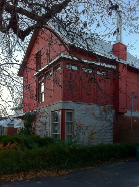 292 Main Street exterior farmhouse-exterior