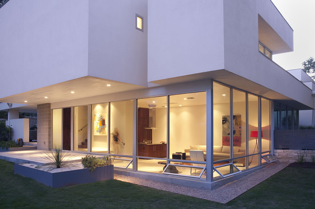 29th Exterior modern-exterior