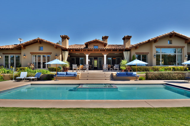 3. Rancho Retreat mediterranean-exterior