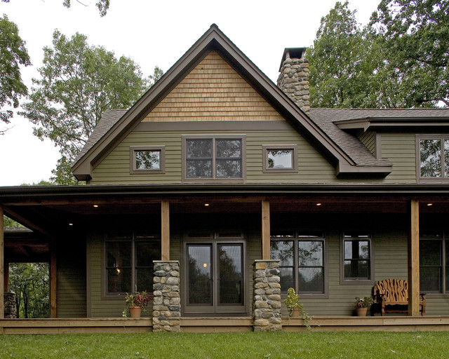 #3239 traditional-exterior