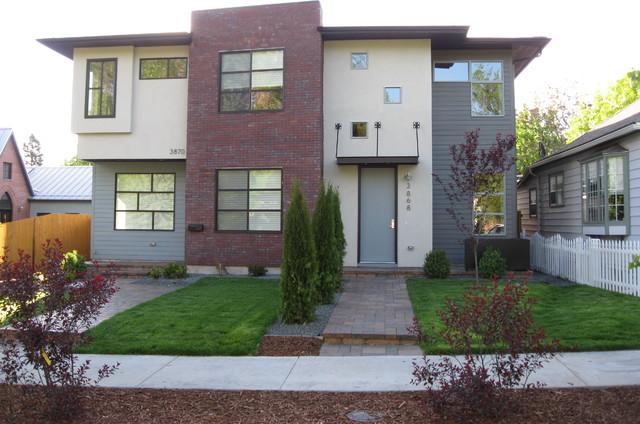 3968-3970 WINONA CT contemporary-exterior