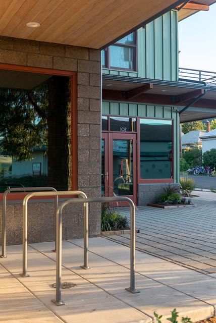 426 a street project modern exterior portland by for Arkitek home design