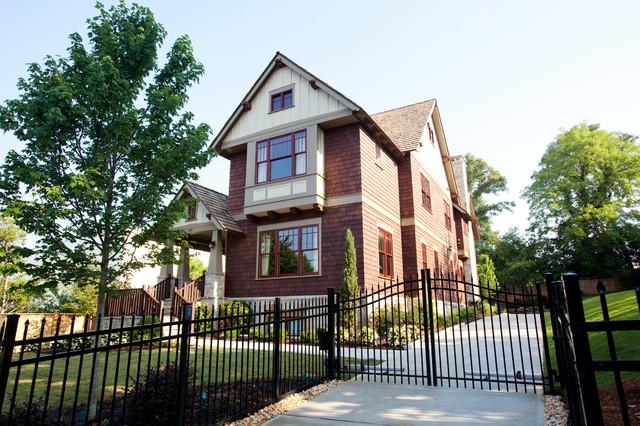 5 000 Sf Custom Craftsman Style Home Virginia Highlands