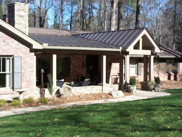 50 39 s ranch renovation traditional exterior atlanta