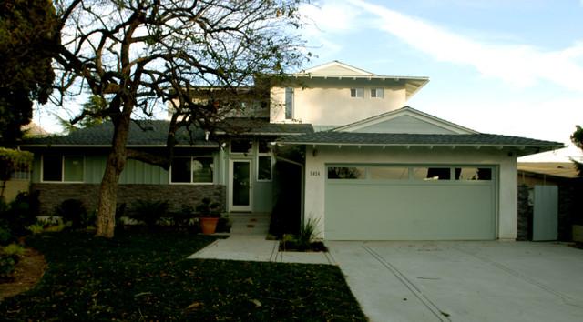 5024 Residence contemporary-exterior