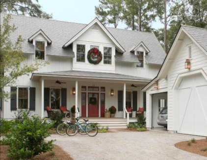 Reidsville Place   Coastal Living Holiday House   Traditional    Our Town Plans Architects  amp  Building Designers  Reidsville Place   Coastal Living Holiday House traditional exterior