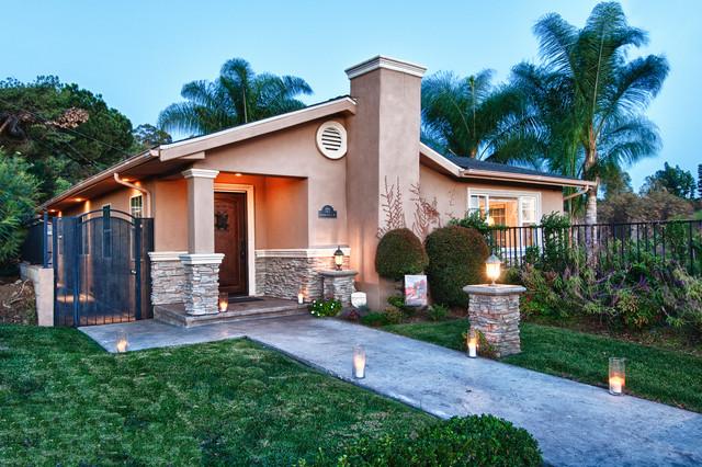 572 East Avocado Crest Road La Habra Heights Ca 90631 Traditional Exterior Orange County