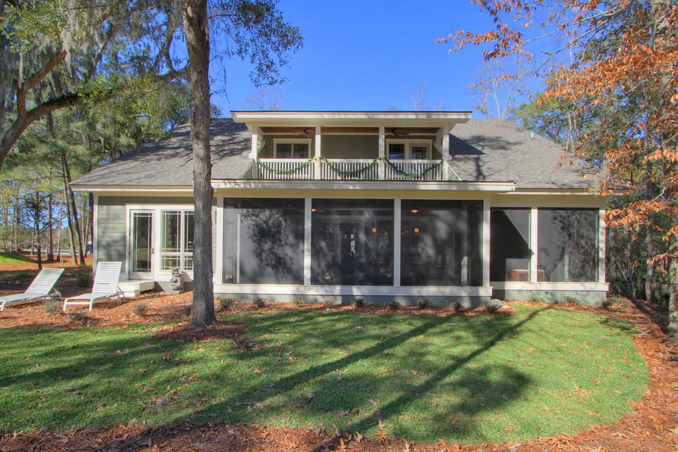 Arts and crafts exterior home photo in Atlanta