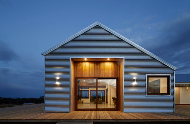 700 Haus Trentham Scandinavian Exterior Melbourne By Glow Design Group