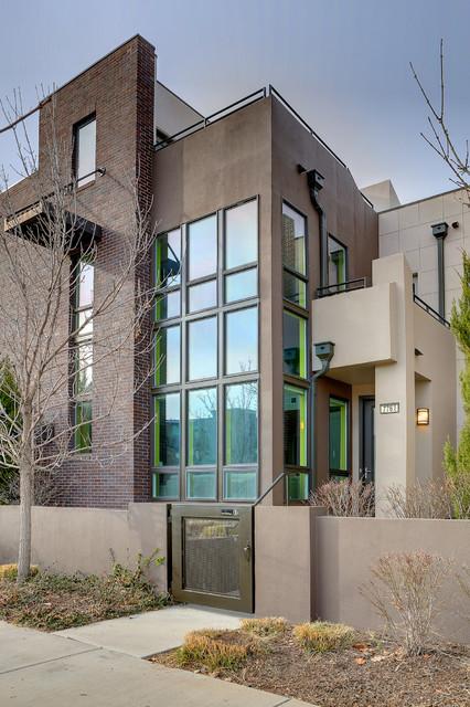 7761 E. 29th Street, Denver Colorado contemporary-exterior