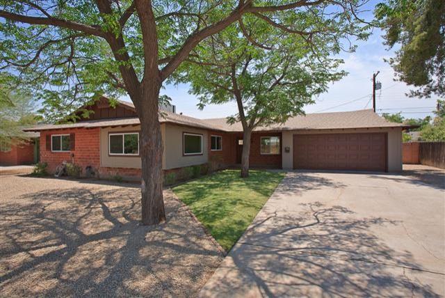 8619 E Edgemont Avenue Scottsdale, Arizona, 85257 Remodel exterior