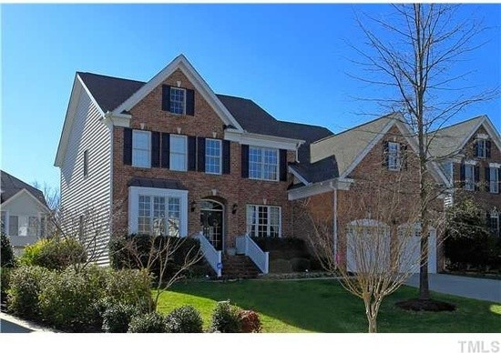 9309 Palm Bay Circle Raleigh Nc Traditional Exterior Raleigh By Coldwell Bankers