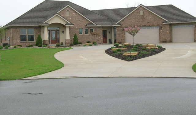 A midwest home traditional exterior minneapolis by for Midwest home designs